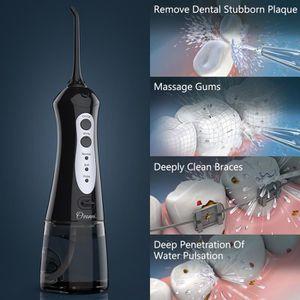HYDROPULSEUR Ovonni Hydropulseur Jet Dentaire Irrigateur Oral N