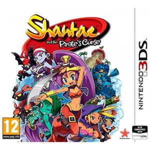 JEU 3DS Shantae And The Pirate's Curse 3DS