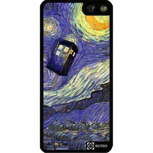 COQUE - BUMPER Coque Fire Phone 4,7'' – La nuit étoilée de Vincen