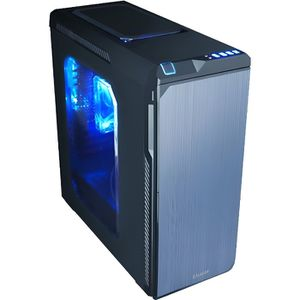 BOITIER PC  ZALMAN Boîtier PC - Moyen Tour - Format ATX - Pas
