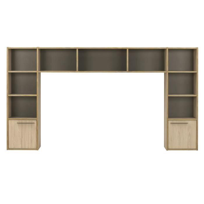norah t te de lit pont achat vente t te de lit norah t te de lit pont cdiscount. Black Bedroom Furniture Sets. Home Design Ideas