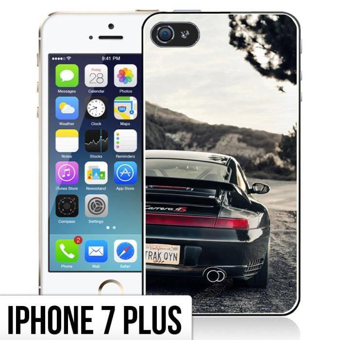 coque porsche iphone 7 plus
