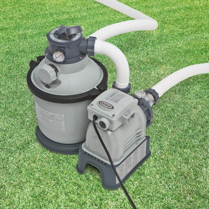 pompe a sable pour piscine intex - achat / vente pompe a sable