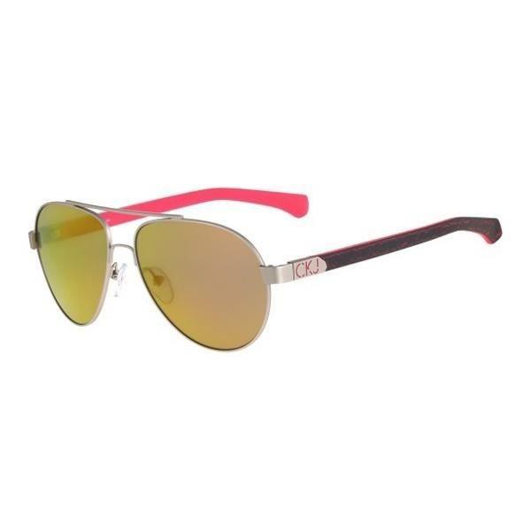 c713303aea62d6 Calvin Klein CKJ462S-011 - Achat   Vente lunettes de soleil Mixte ...