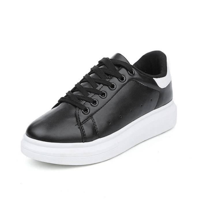 Superstar Chaussures Blanches Chaussures Femmes Casual Chaussures Appartements Femmes Marchant Chaussures chaussures de sport
