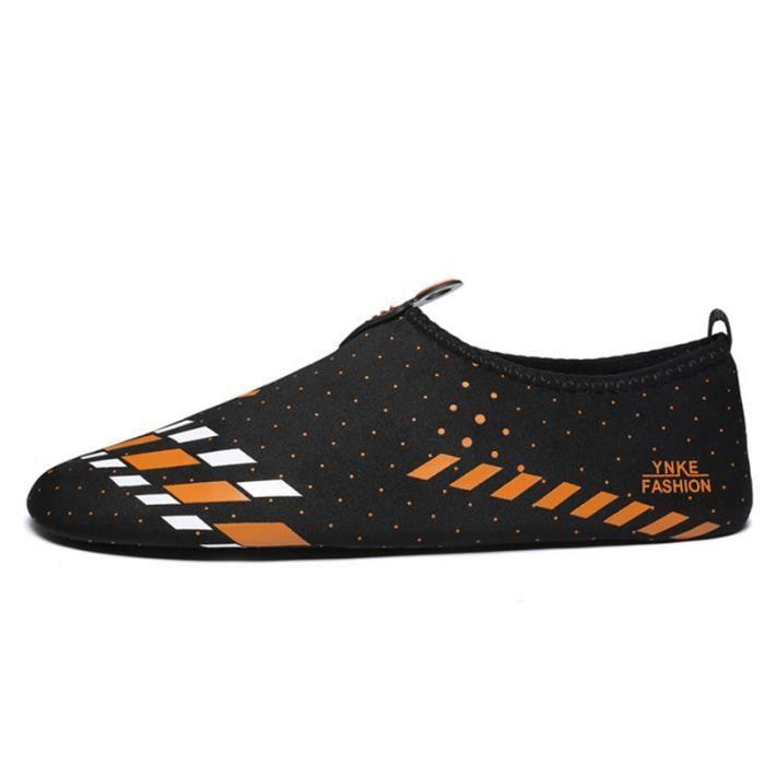 Chaussure Femme D'été Mme Nouvelle Eau Sandales Diapositives Aqua Pour Plage Slip Sur Parc Aquatique Sandales Respirant yor8SQVekS