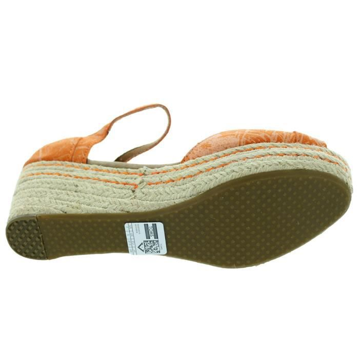 Toms Plate-forme féminine chaussures sandales OF5KI