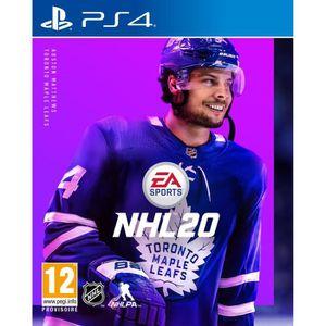 JEU PS4 NHL 20 Jeu PS4