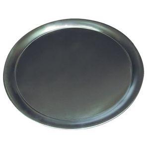 PLAT POUR FOUR Plat a pizza aluminium 45 cm. Cuisine : Ustensiles