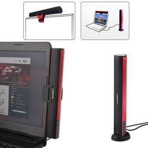 ENCEINTE NOMADE Enceinte USB Subwoofer Portable Bureau Ordinateur