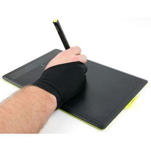 STYLET - GANT TABLETTE Gant antifriction à deux doigts pour Wacom One, In