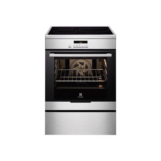 plus récent 8a4e8 a435b Cuisinière induction ELECTROLUX EKI6771AOX