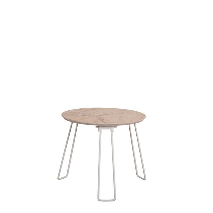 Table Basse Osb Small Couleur Blanc Achat Vente Table Basse
