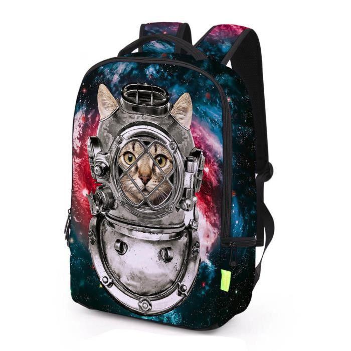 Épaule Galaxy À Populaire Femmes Rucksack Mode D'école Satchel Hommes ly 3d Impression Sac Dos Bookbag 5131 Voyage FwWHfXz