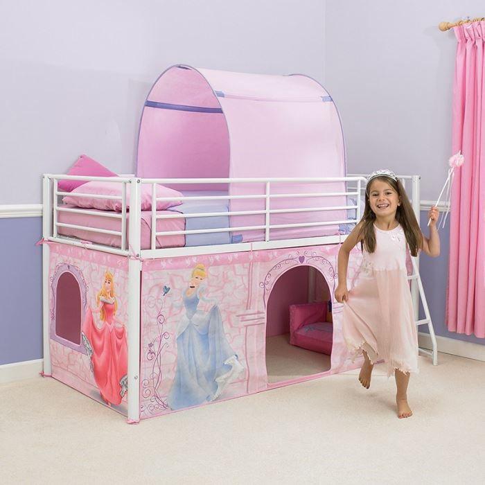 Disney Princesses Habillage De Lit Enfant 70 X 140 Cm Achat
