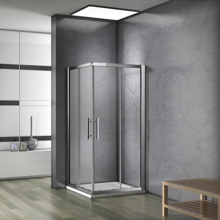 cabine de douche 70x70 achat vente cabine de douche 70x70 pas cher cdiscount. Black Bedroom Furniture Sets. Home Design Ideas