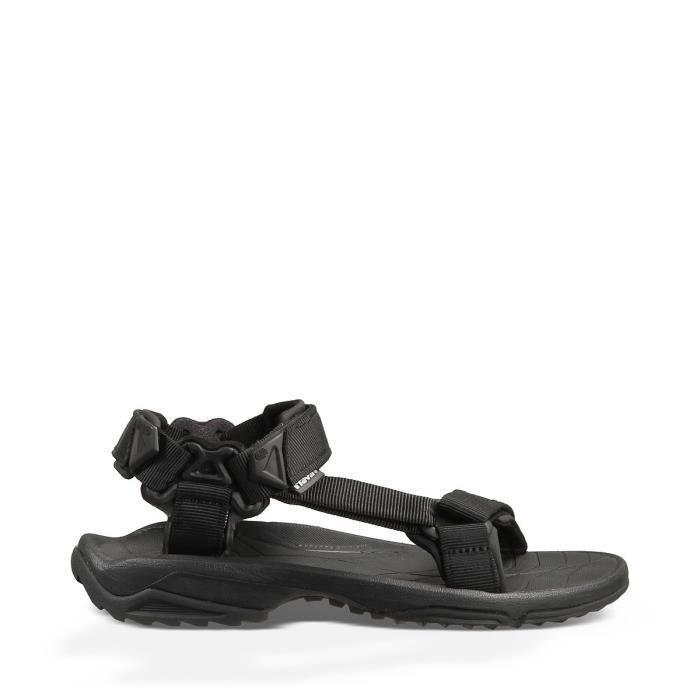 Teva Sandales Terra Fi Lite Homme Black aQZOp0