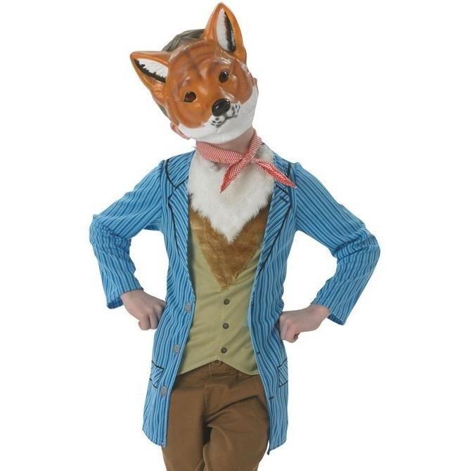DÉGUISEMENT - PANOPLIE Costume Garçon Mr Fox  - Déguisement - Ref:880340