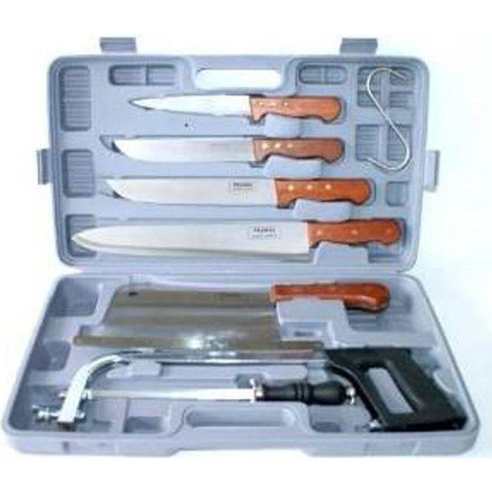 couteau de boucher pradel achat vente couteau de boucher pradel pas cher cdiscount. Black Bedroom Furniture Sets. Home Design Ideas