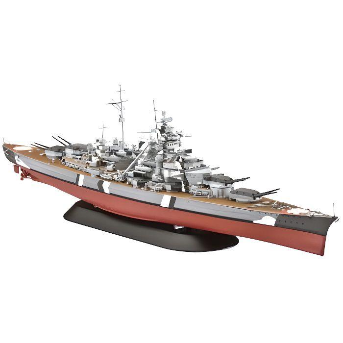 maquette de bateau de guerre achat vente jeux et jouets pas chers. Black Bedroom Furniture Sets. Home Design Ideas
