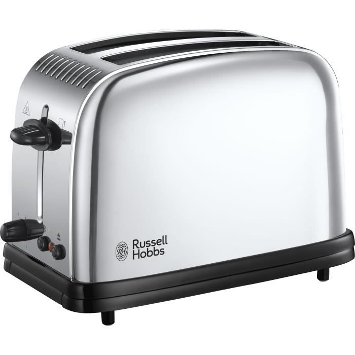 grille pain russell hobbs achat vente pas cher cdiscount. Black Bedroom Furniture Sets. Home Design Ideas