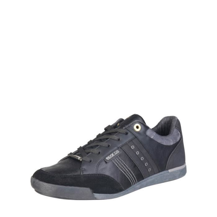 Sparco - Chaussures noires Silverstone ZHFWlAzwO