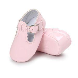 BOTTE Bébé Lettre Princesse Semelle Souple Chaussures Toddler Sneakers Souliers@VioletHM 1hWu4pL