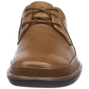 1DKEKY Taille Clarks Edge 1 2 39 les pour hommes Butleigh derby de chaussures xq8fwRCx