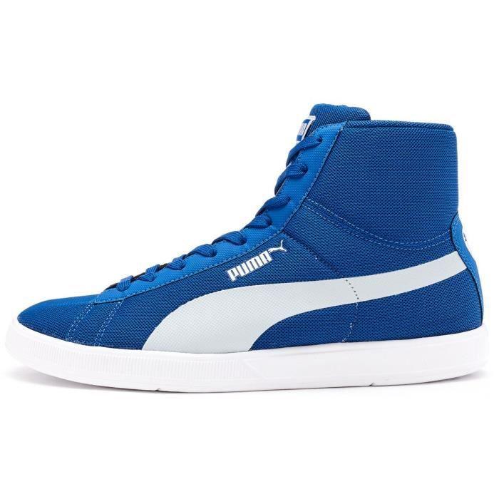 Baskets Puma Archive Lite Mid M Retro Chaussures en Bleu 354160 07 [UK 6EU 39]