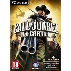 JEU PC CALL OF JUAREZ THE CARTEL / Jeu PC