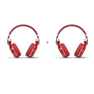 CASQUE - ÉCOUTEURS Bluedio  T2+ (Turbine 2 plus) Bluetooth 4.1 écoute
