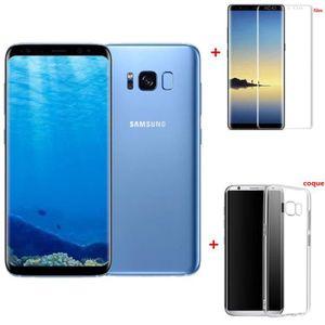 SMARTPHONE RECOND. Samsung Galaxy S8 64GO Bleu Samsung Galaxy SM G950
