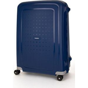 VALISE - BAGAGE SAMSONITE valise rigide s'cure 69cm dark blue