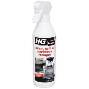 NETTOYAGE MULTI-USAGE détergents HG Four et Grill Nettoyant 500ml