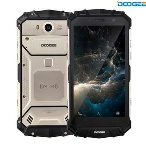 SMARTPHONE DOOGEE S60 Smartphone 4G Étanche Antichoc Antipous
