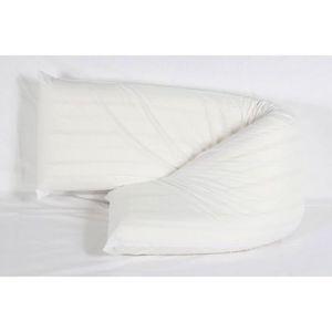 traversin mousse achat vente traversin mousse pas cher soldes d s le 10 janvier cdiscount. Black Bedroom Furniture Sets. Home Design Ideas