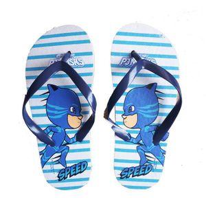 TONG Pyjamasques Tongs Garçons - Bleues claires