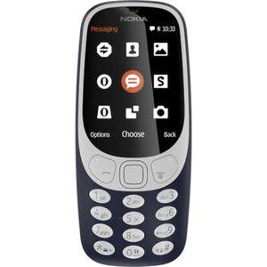 Téléphone portable Téléphone portable double SIM 2.4 pouces Nokia 331