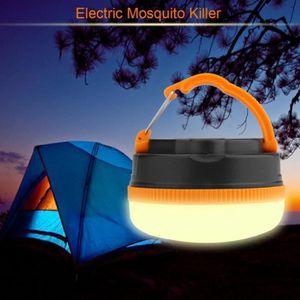 LAMPE ANTI-INSECTE Lampe de tueur de moustique intelligente silencieu