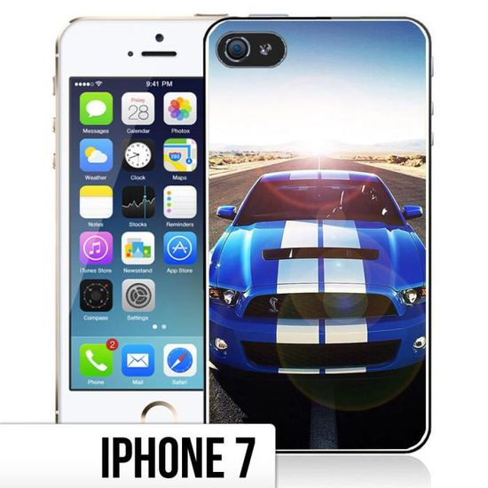 coque iphone 8 ford shelby