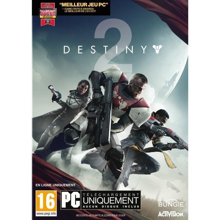 JEU PC Destiny 2 Jeu PC