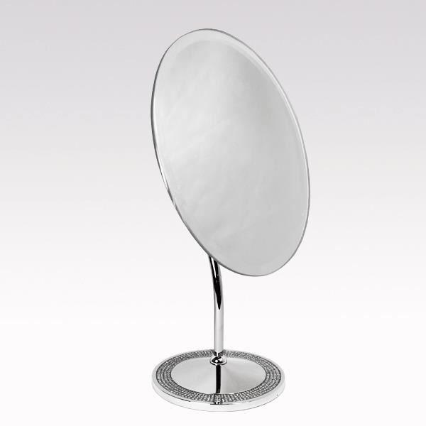 Miroir ovale sur pied achat vente pas cher for Miroir sur pied