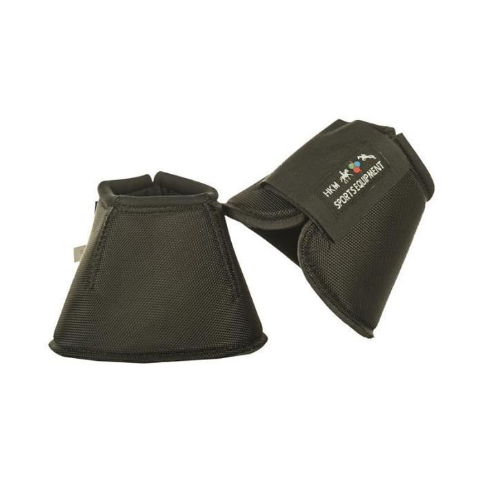 Cloches Solid Noir Cheval