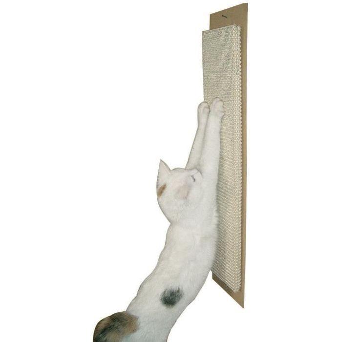 Kerbl Planchette À Gratter Maxi 70x17cm - Blanc Pour Chat
