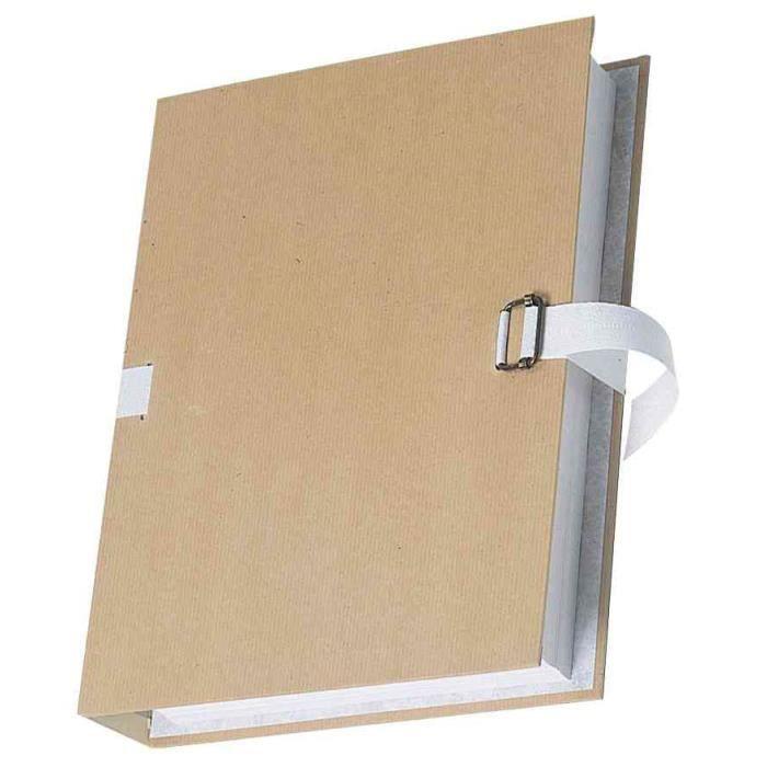 chemise dos extensible papier kraft gris beig achat vente chemise sous chemise chemise. Black Bedroom Furniture Sets. Home Design Ideas