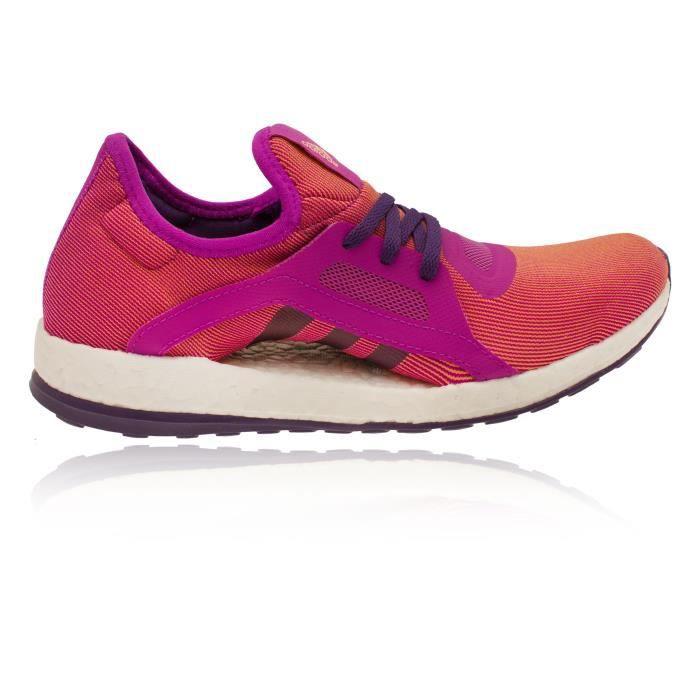 Adidas X Femme Pureboost Course De À Chaussures Pied Multicolore dBCxoe