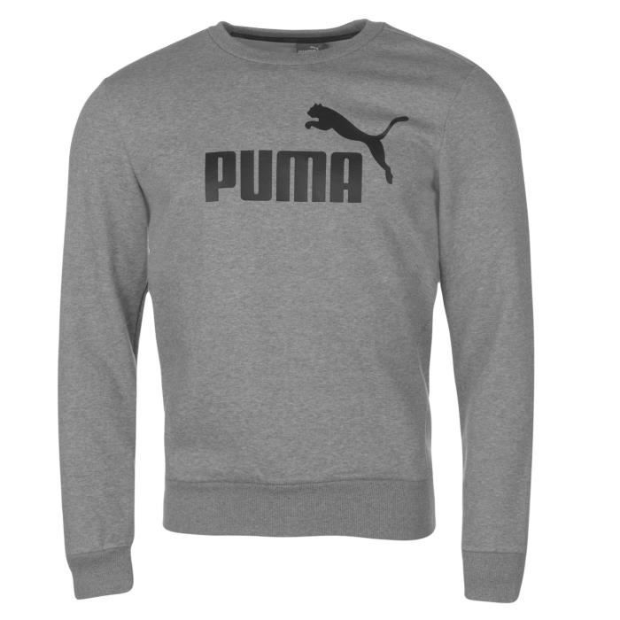 Puma Homme Col Rond Sweat