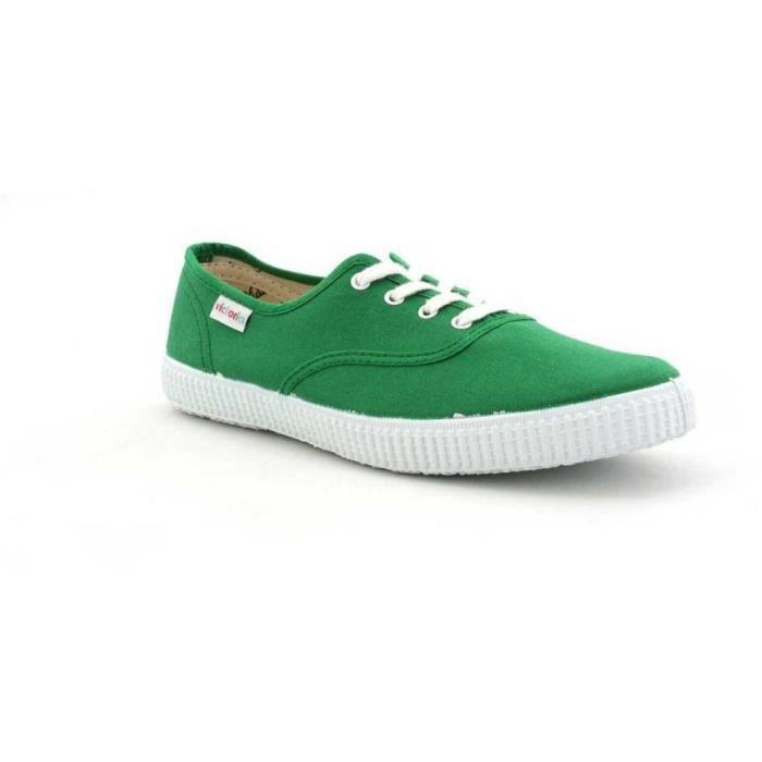 Victoria 06613 Verde Chaussures Basse Homme Pointure 40...vch5