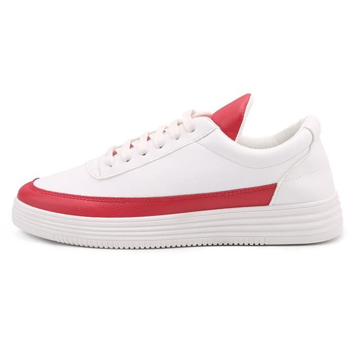Espadrille Hommes Ultra Comfortable Léger Chaussures Hommes TYS-XZ024Rouge44 0WaOwsYIK
