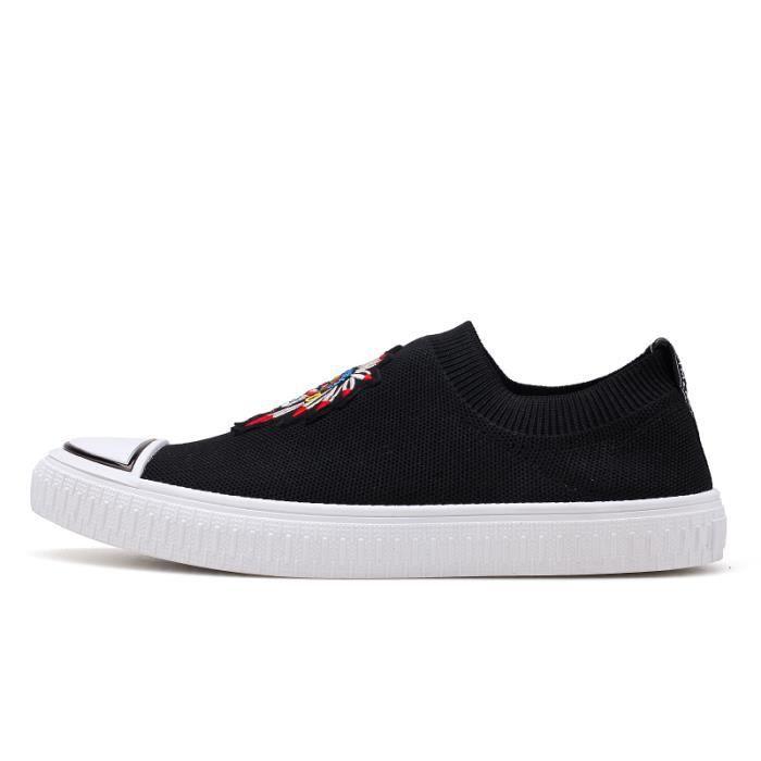 SLIP Mocassins Basses Homme Chaussures Mode sport Nouvelle ON de pour U6qw85